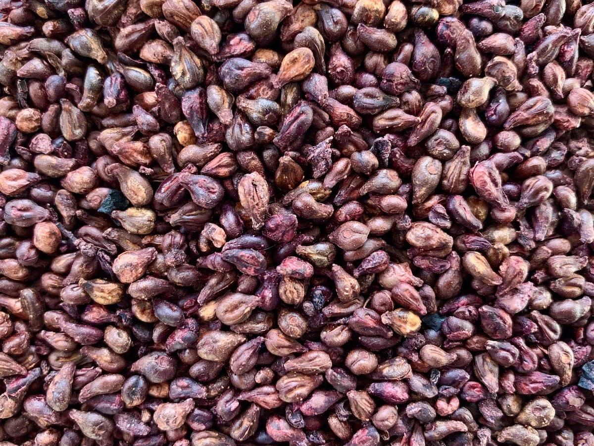 Vinaccioli per la farina di GS Natural