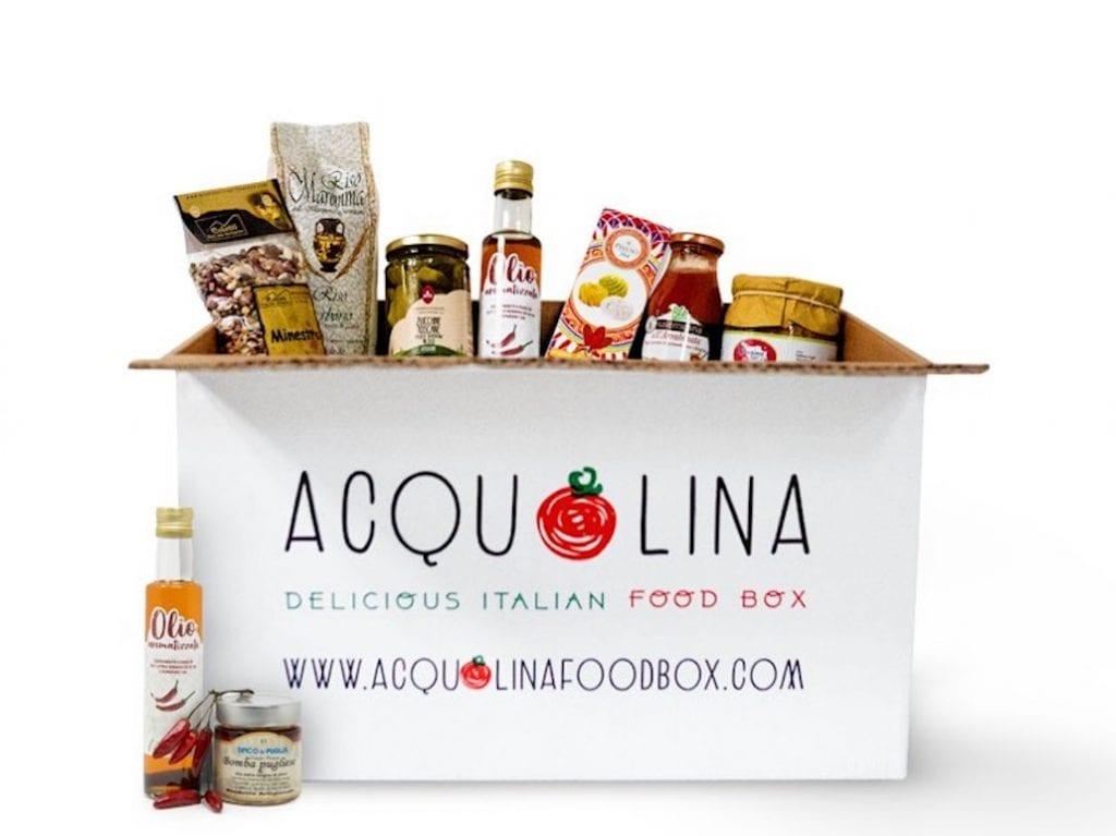 Acquolina food box amarcord