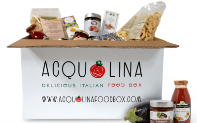 Acquolina food box dolce vita