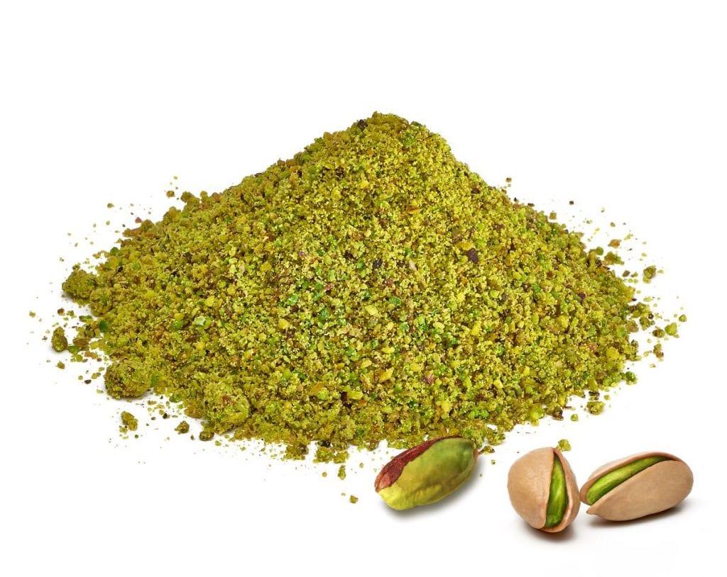 Farina di pistacchio