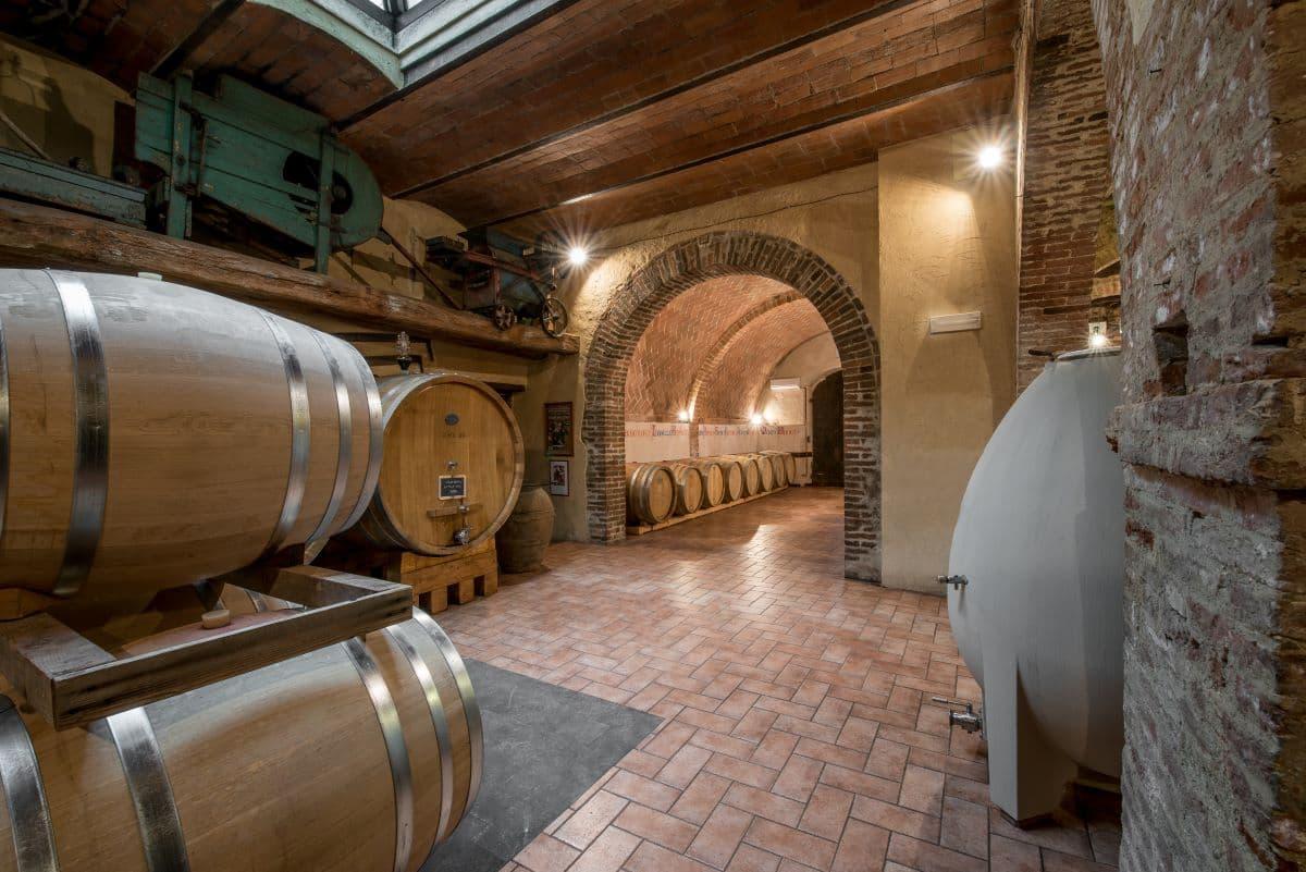 Fattoria del Colle- winery