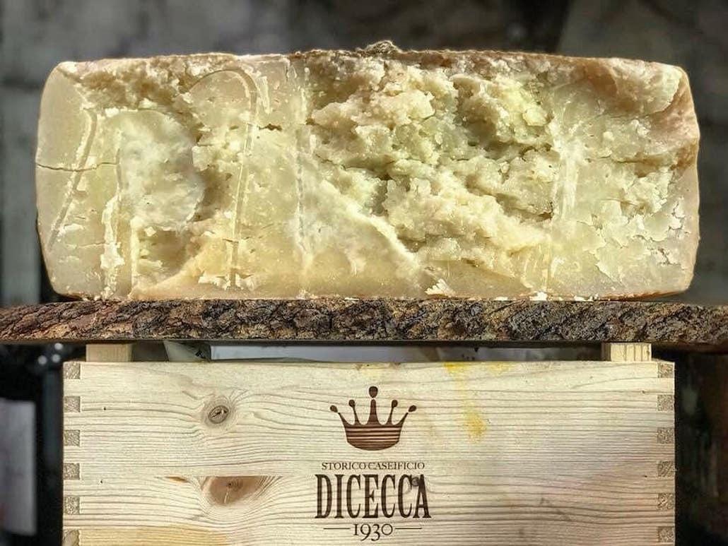 formaggio di pecora vito dicecca