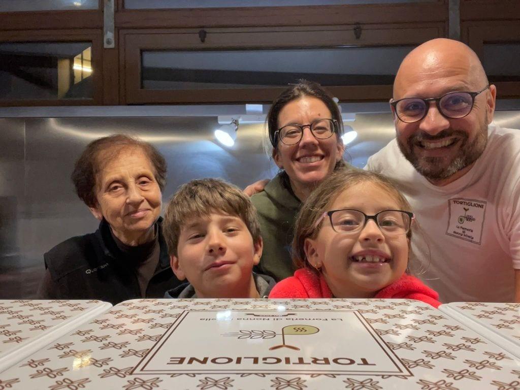 La famiglia Massimi