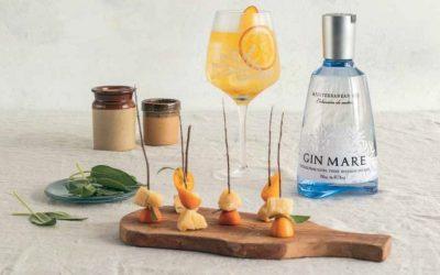 Gin Mare, il sapore del Mediterraneo al fianco della ristorazione di qualità
