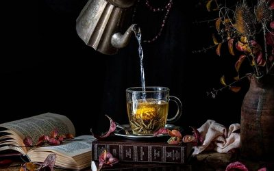 Il tè secondo Lisa Fregosi