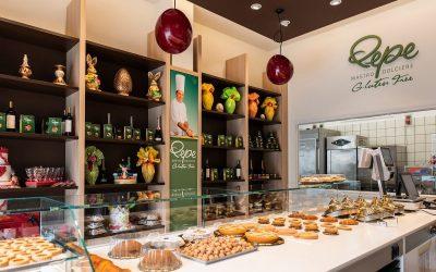 Il negozio gluten free di Pepe