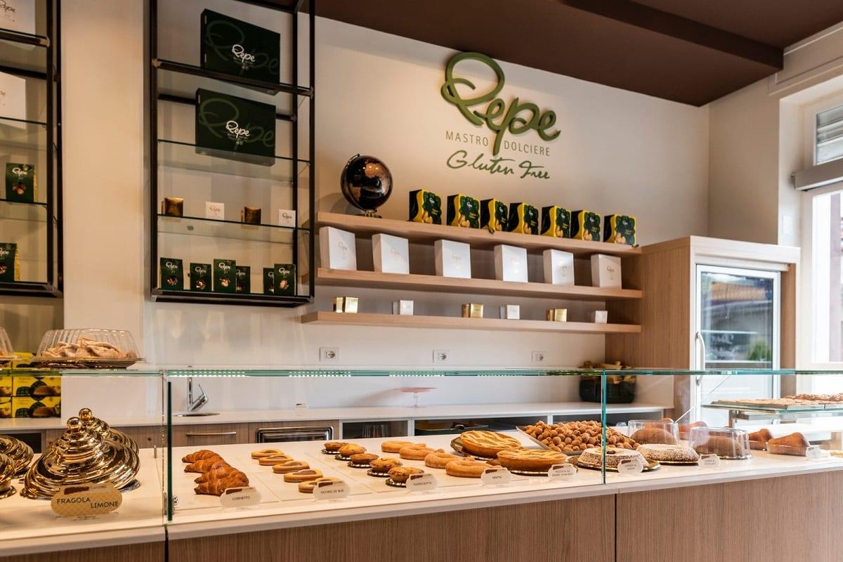Il banco di Pepe Gluten Free