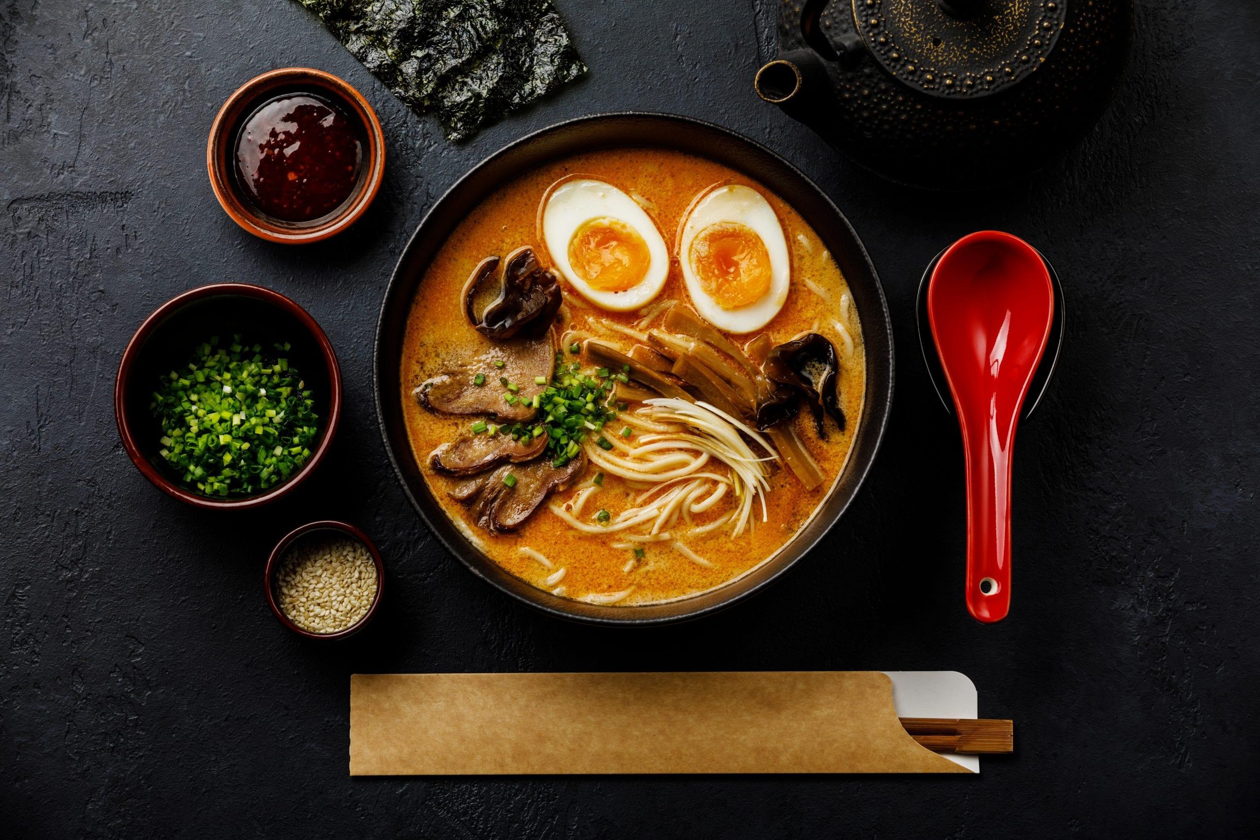 Ricetta Ramen Ai Gamberi.Ramen Giapponese Storia E Ricette Da Fare A Casa Gambero Rosso