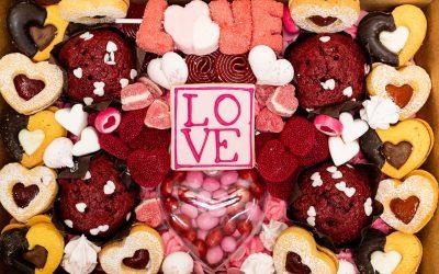 La Eat me Box di San Valentino dell'Enoteca La Torre