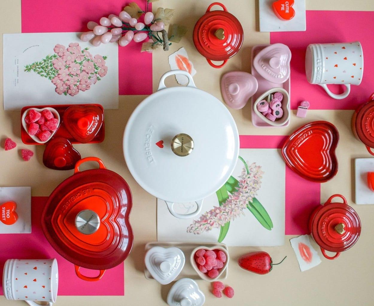 L'Amour Collection Le Creuset