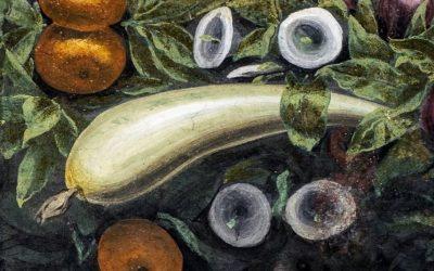 Zucca bastone