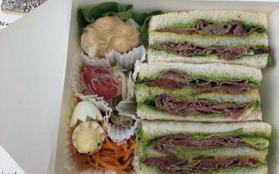 Bento sandwich di Todo Modo