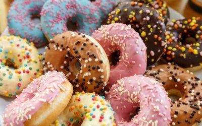donuts glassate