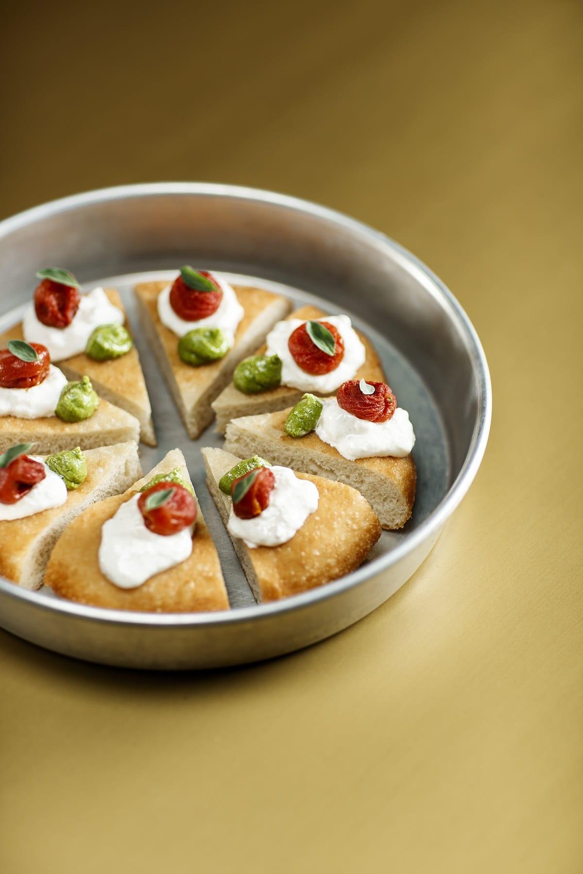 Pizza al padellino di Alfio Ghezzi