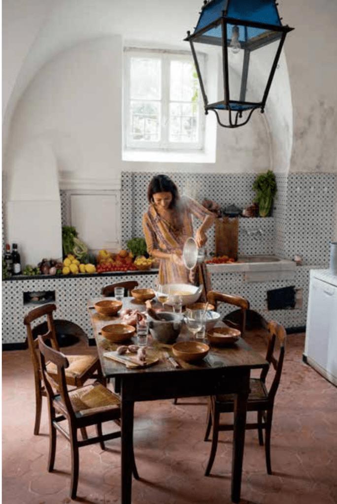 La mia antica cucina italiana foto interna