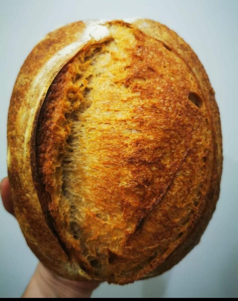 Il pane di Briciole Roma
