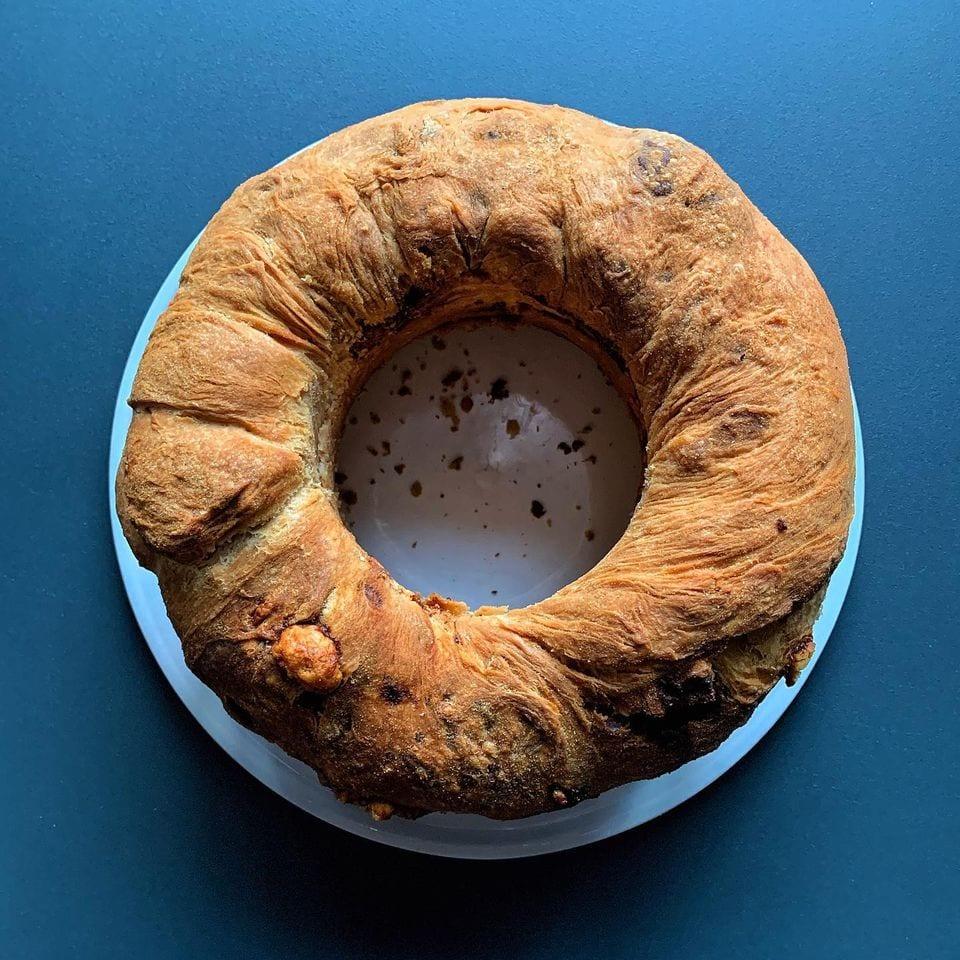 Il tortano di Barred