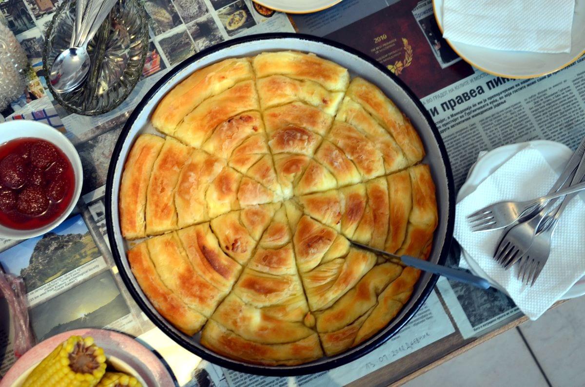 Macedonia torta salata