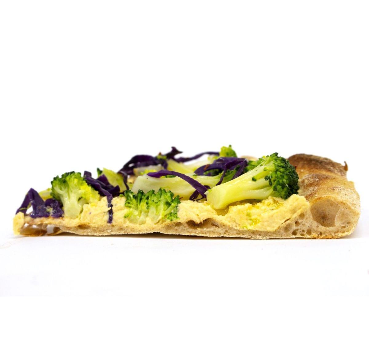 Pizza cavolfiore sedano rapa Forno Brisa
