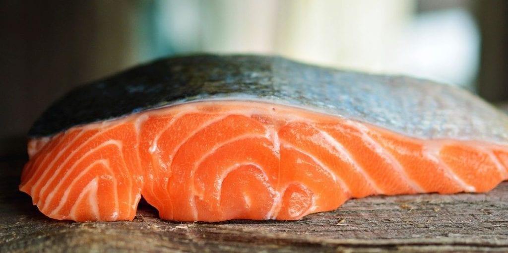 Salmone 3d