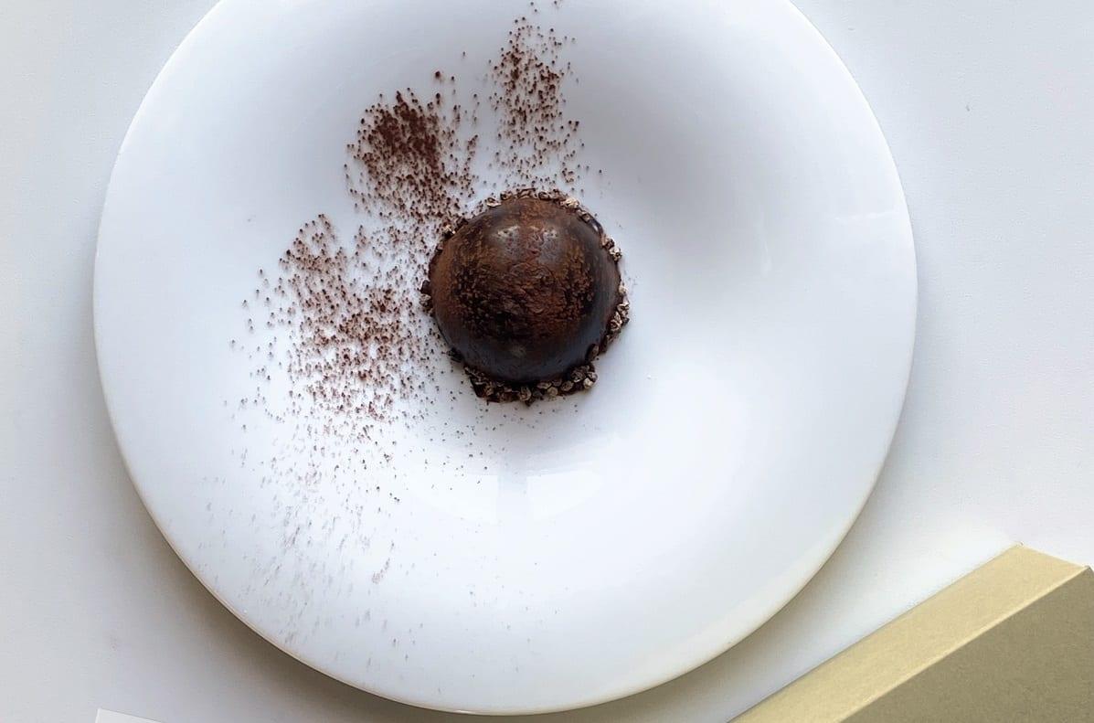 Dessert al cioccolato di Villa Terzaghi