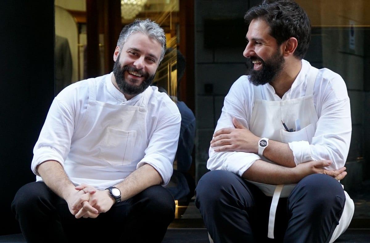 Alessandro Miocchi e Giuseppe Lo Iudice