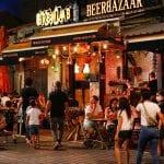 Un ristorante aperto a Tel Aviv