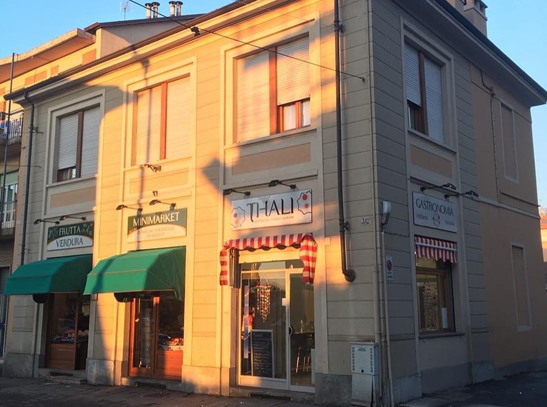 La gastronomia Thali a Torino