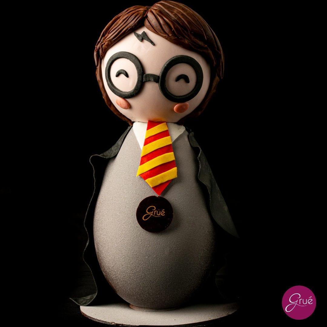 Harry Potter di cioccolato