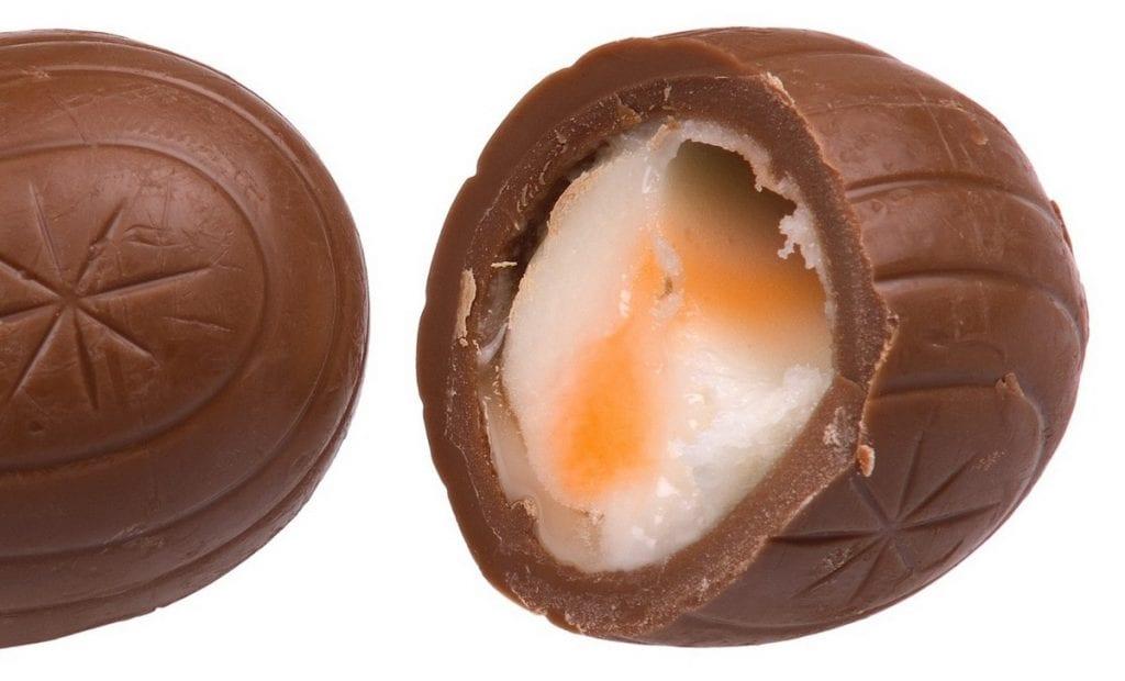uova Cadbury creme egg
