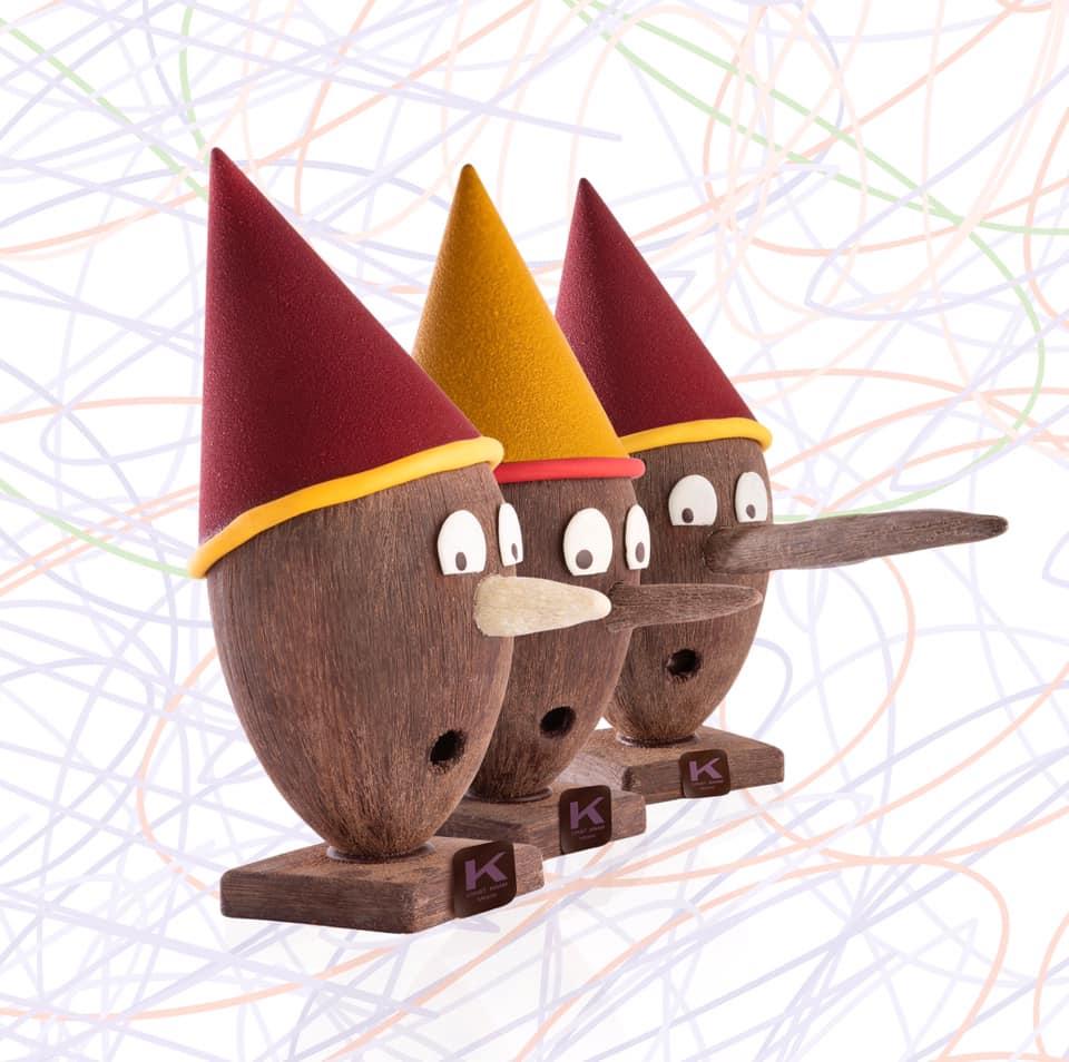 Pinocchio di Ernst Knam