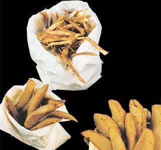 Patate fritte in tutti i modi di Viviana Lapertosa