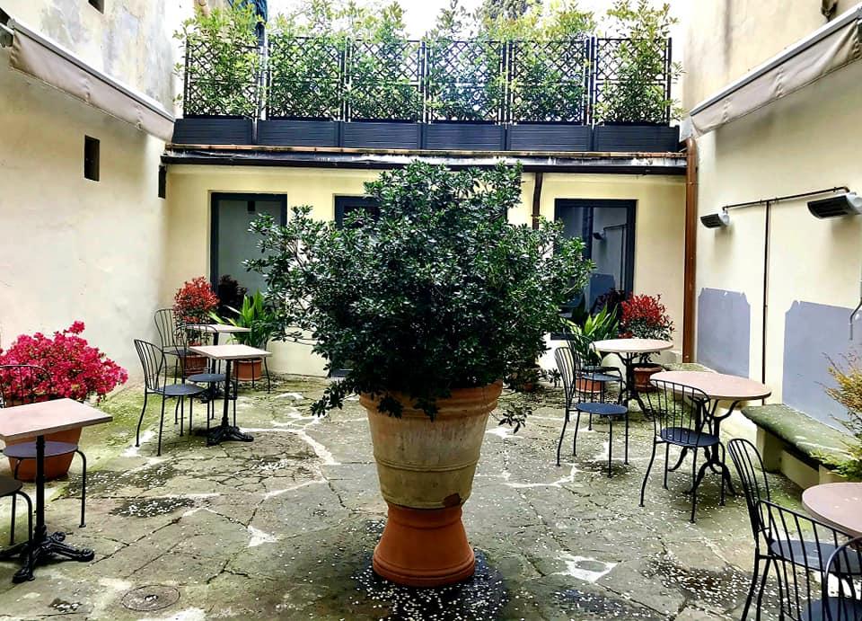 Il giardino di Gurdulù a Firenze
