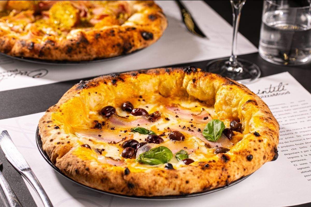 La pizza dei Quintili