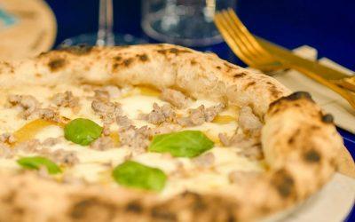 La pizza di Francesco Martucci per Sophia