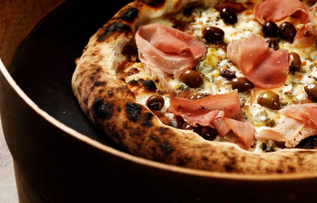 La pizza di Pummà