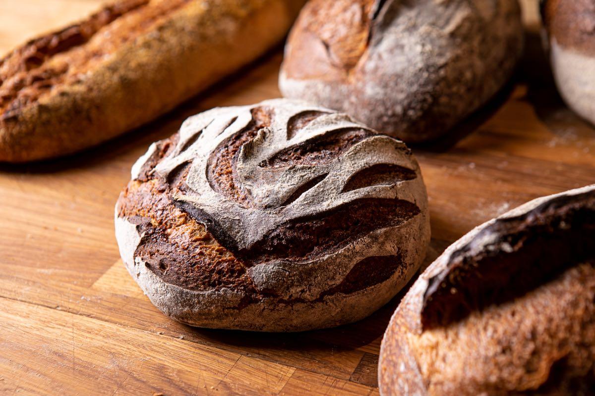 Il pane di Deroma Farine Romane