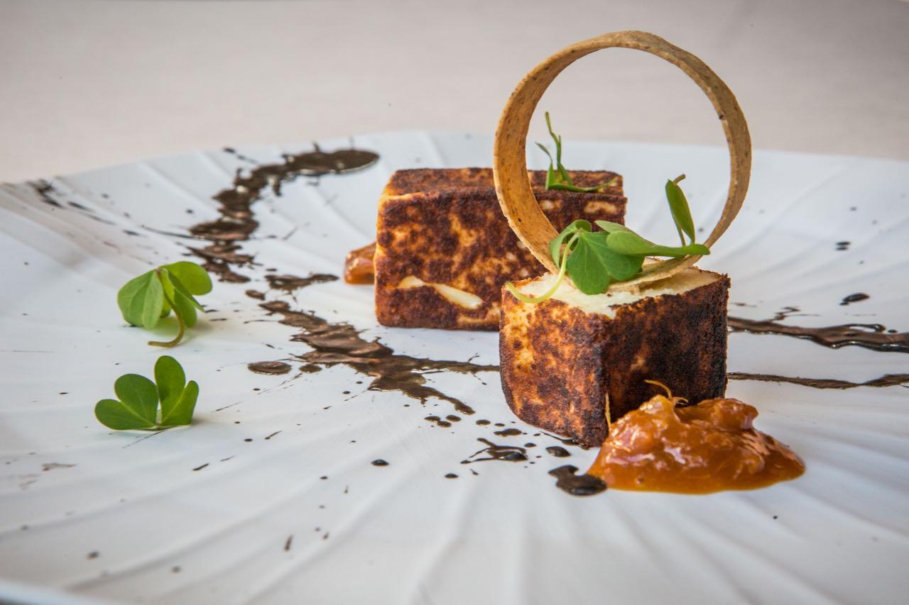 Il frico secondo lo chef Emanuele Scarello del ristorante Agli Amici dal 1887