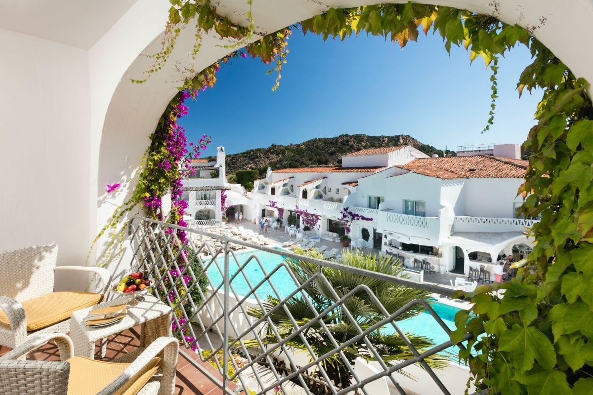 Hotel a Poltu Quatu in Sardegna Superior Room