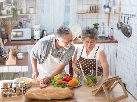 Impastiamo: lezioni di cucina online a scopo benefico