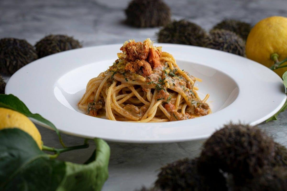 Pasta con i ricci, Francesco Mazzei