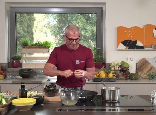 Max mariola in cucina