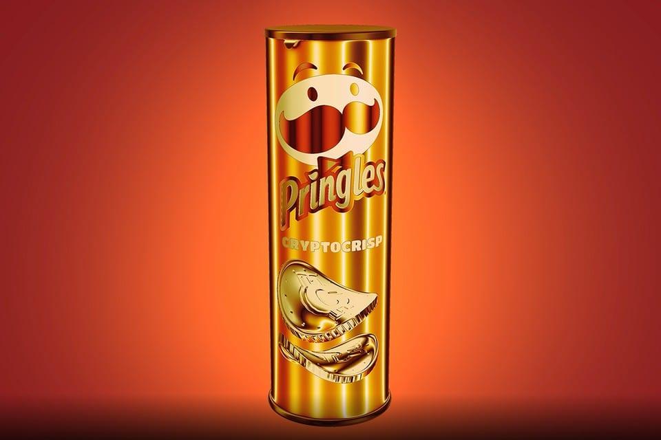 Il tubo di Pringles NFT