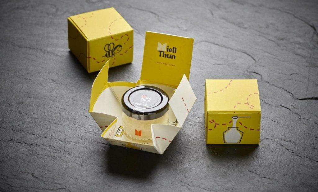 packaging mieli Thun