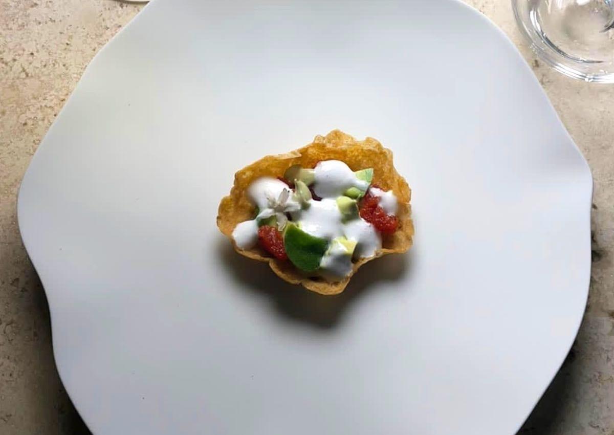 Ristorante Mogano a Formello - tacos