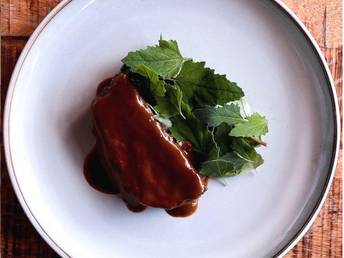 Ristorante Mogano - piatto