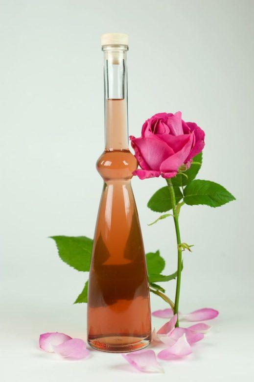 bottiglia di rosolio