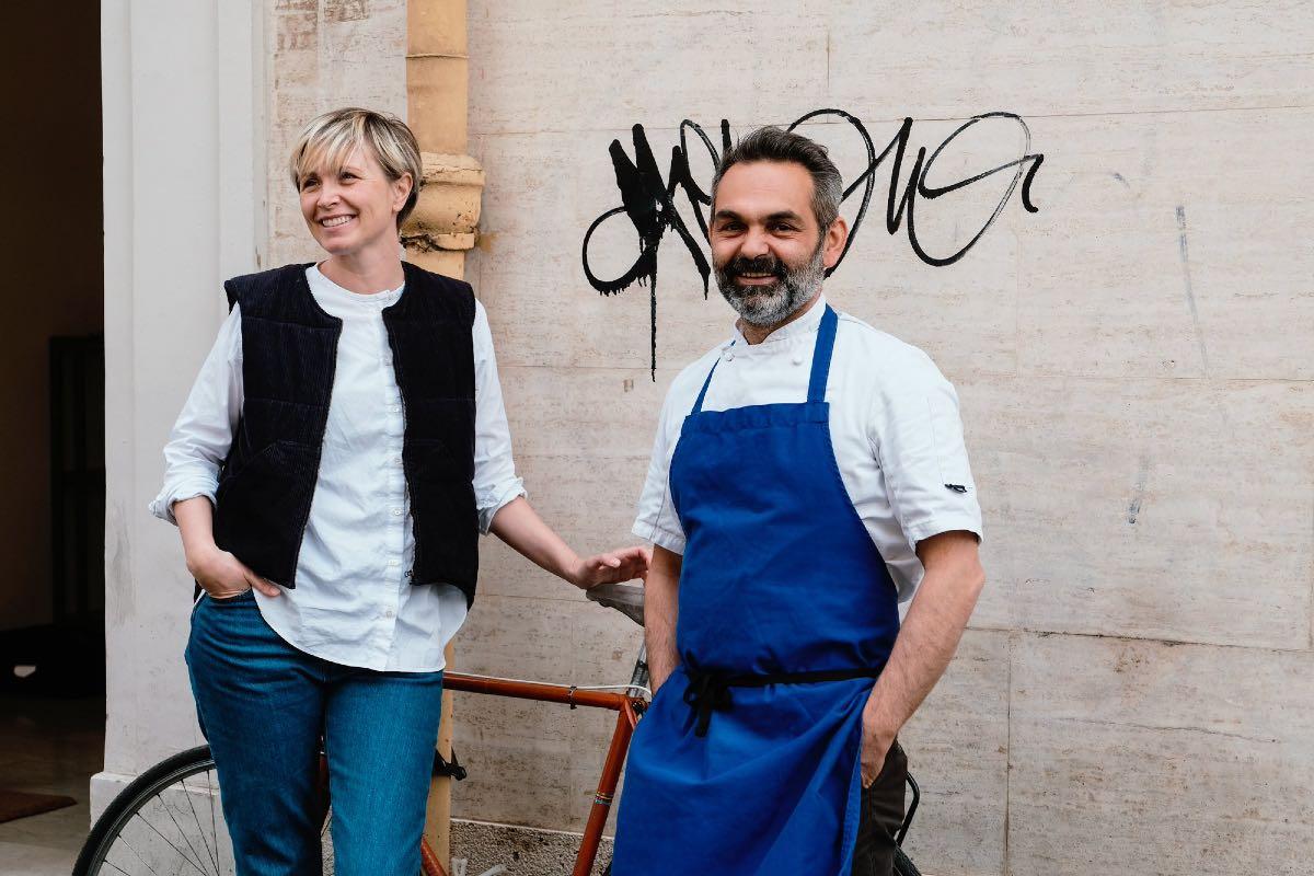 Sofie Wochner e Domenico Cortese di Marigold