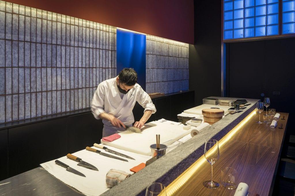 Umi Chef Jun Inazawa