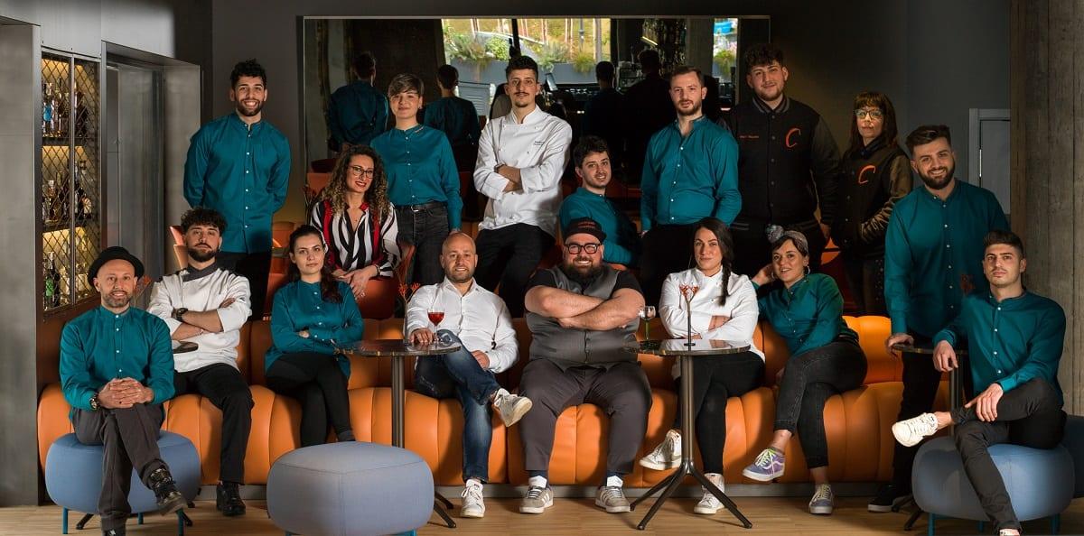 La squadra di Cinquanta Spirito Italiano